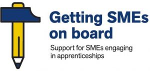 Support for Small and Medium Sized Enterprises Engaging in Apprenticeships: Getting SMEs on Board